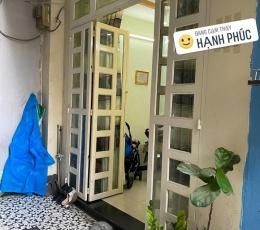 Kênh Tân Hóa Tân Phú 1 lầu 35 m2 3.2 Tỷ thuê 8 triệu/ tháng